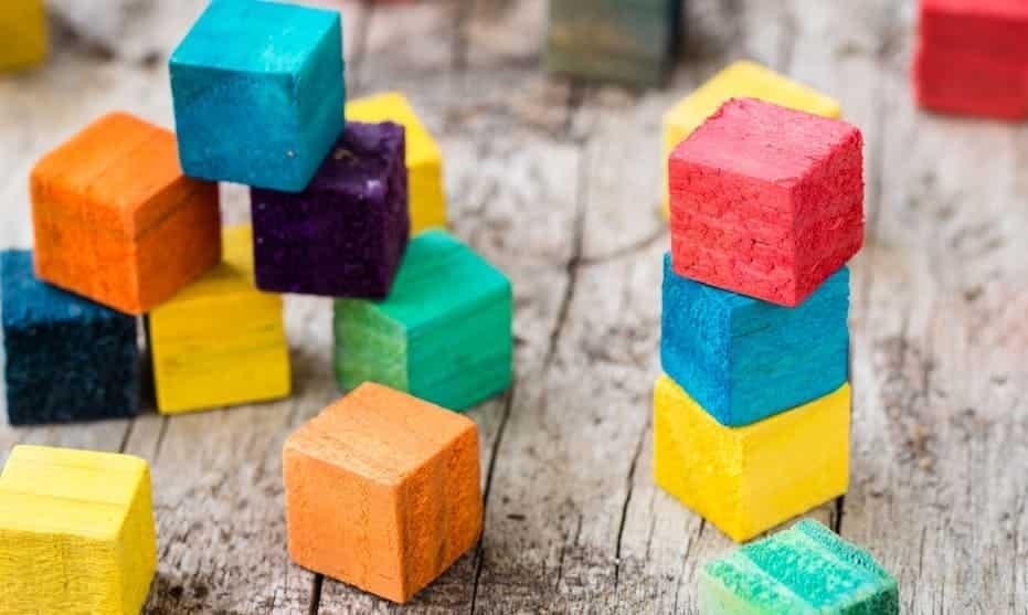 juguetes desestructurados