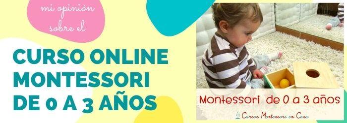 curso online montessori