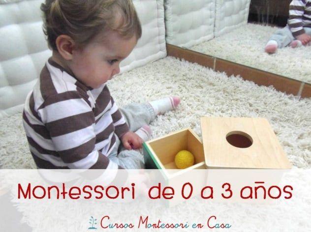 Curso Montessori para padres